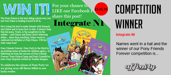 Competition-Winner---Pony-Friends-Forever-Series---Integrate-NI---Affinity-TV---Northern-Ireland---Culture---Multicultural---Intercultural