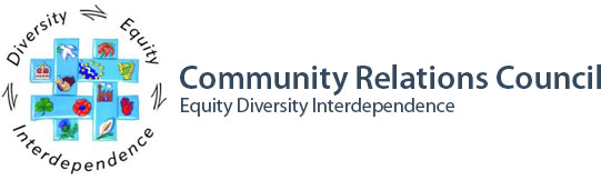 CRC Sponsor Logo - Affinity - Northern Ireland - Integrate NI - Culture - Belfast